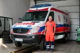 Nowy nabytek szpitala w Bochni. To nowocześniejszy pojazd w regionie
