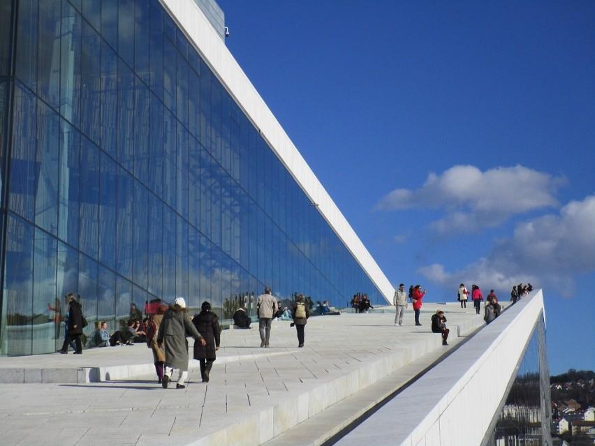 Gmach Opery Narodowej Oslo