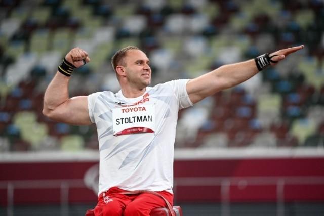 Lech Stoltman zdobył brązowy medal igrzysk paraolimpijskich w Tokio.