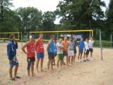 Para z Augustowa wygrała  Puchar Prezydenta Miasta Suwałk w siatkówce plażowej