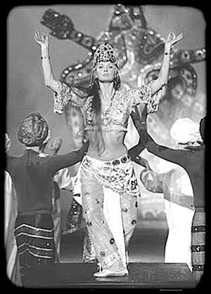 Przedstawienie zdobyło Złotą Maskę 2002. Fot: arc