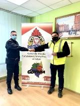 Gdyńscy strażacy otrzymali sprzęt treningowy od Stena Recycling