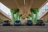 Pod Trasą Uniwersytecką w Bydgoszczy parkowanie tylko dla wybrańców