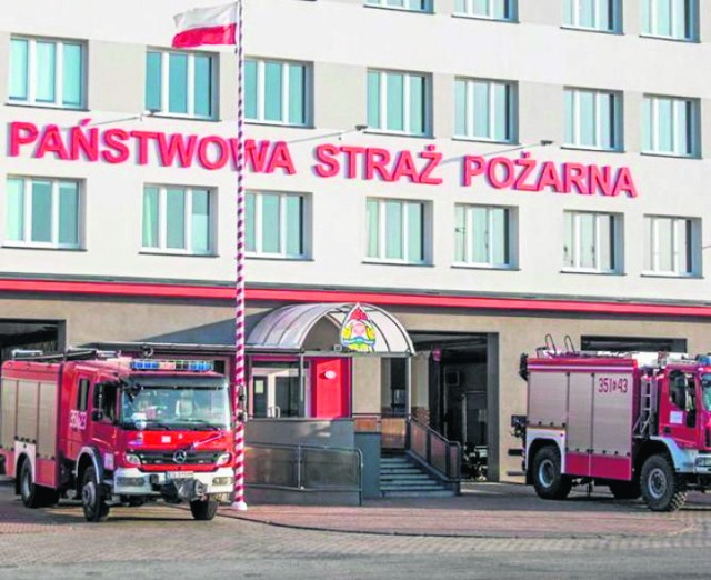 Samochody, jakimi dysponuje PSP w Skierniewicach są już mocno zużyte
