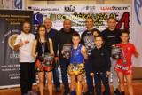 Arkadia Kalisz wzięła udział w trzeciej edycji ligi sportów walki w Koninie [FOTO]