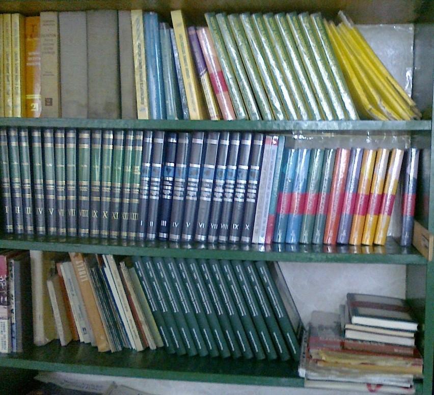 Dzieci pytają: Czy my zdążymy te wszystkie książki...