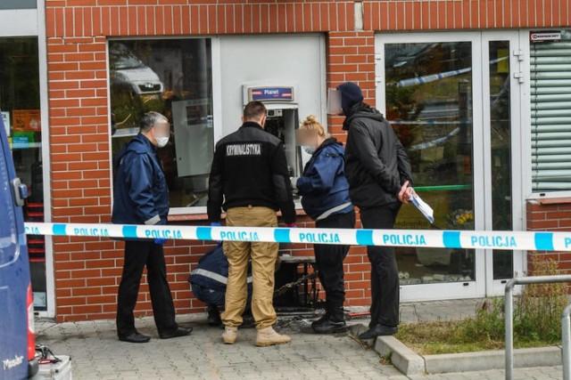 To już kolejne włamanie do bankomatu w regionie. 21 sierpnia ktoś włamał się do bankomatu na Wyżynach w Bydgoszczy i ukradł jego zawartość