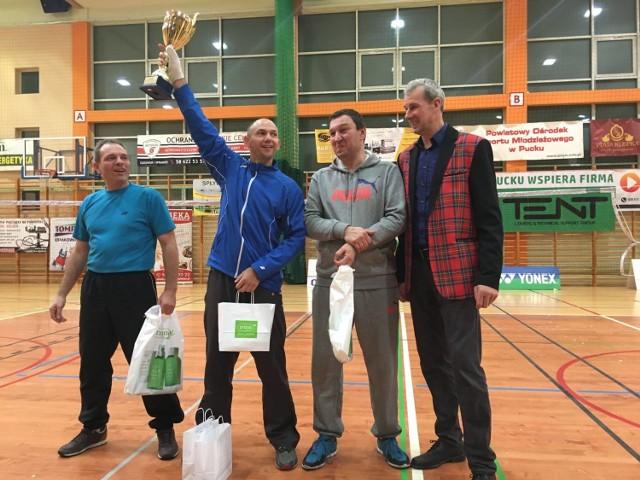 Badminton Puck Cup 2017