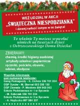 Sycowscy strażacy z OSP pomagają dzieciom z domu dziecka!