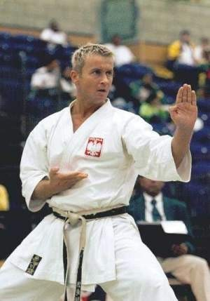 Piotr Szymala podczas mistrzostw dał z siebie wszystko.