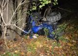 Tragiczny wypadek w Korczynie. Nastolatka zginęła, uderzając quadem w drzewa. Odpowie za to właściciel pojazdu