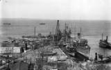 Pierwszy port wojenny w Polsce powstał ponad wiek temu w Pucku: zobacz jak wyglądał!   ZDJĘCIA