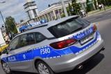 """Akcja """"Prędkość"""" policji w Zduńskiej Woli. Dwa prawa jazdy zatrzymane"""