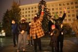 Legnica: Protest Kobiet na Placu Słowiańskim [ZDJĘCIA]