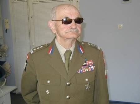 Pułkownik Zbigniew Jaworski. Fot. R. Osiński