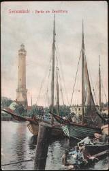 Zobaczcie latarnię morską w Świnoujściu. Tak wyglądała dawniej