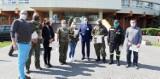 Szpital w Kaliszu podziękował wolontariuszom za wsparcie w czasie walki z pandemią koronawirusa. ZDJĘCIA