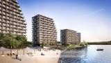 Pierwsze osiedle z plażą w Rzeszowie. Zobacz, jakie apartamentowce staną przy Żwirowni