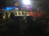 Wypadek. Para z powiatu wągrowieckiego ucierpiała w zdarzeniu pod Piłą