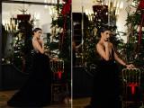 ALEXDARG w świątecznej odsłonie. Gwiazdkowa sesja zdjęciowa podlaskiej blogerki [ZDJĘCIA]