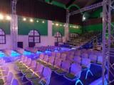 Teatr Rozbark w Bytomiu. KWK Rozbark po remoncie z nową funkcją