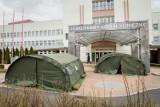 Szpital wojskowy w Bydgoszczy ma leczyć chorych na COVID-19