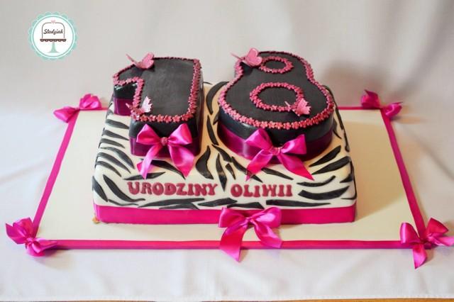 Takie fantastyczne torty powstają w Zduńskiej Woli