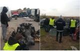Nielegalna rozbiórka pojazdów w powiecie włocławskim zlikwidowana? [zdjęcia]