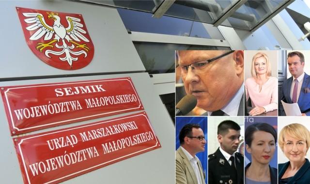 PiS wskazało marszałka i członków zarządu województwa. To oni będą rządzić Małopolską!