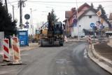 Remont ulicy Szczytnickiej w Legnicy na finiszu [ZDJĘCIA]