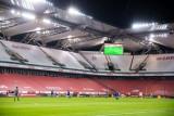 Polska - Andora 3:0. Mecz na Łazienkowskiej przy pustych trybunach. Stadion wyglądał ponuro