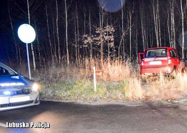 Podejrzani o rozbój w Niemczech uciekali przed policjantami z Gubina.