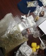 36-latek z powiatu ostrzeszowskiego wpadł za posiadanie narkotyków podczas rutynowej kontroli drogowej!