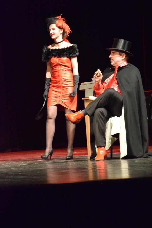 Opowieść wigilijna w wykonaniu Kobiórskiego Teatru Kulturalnego