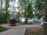 Płetwonurkowie w jeziorze Jeleń odnaleźli ciało 23-latka. Chciał dopłynąć na drugi brzeg. Nie udało mu się