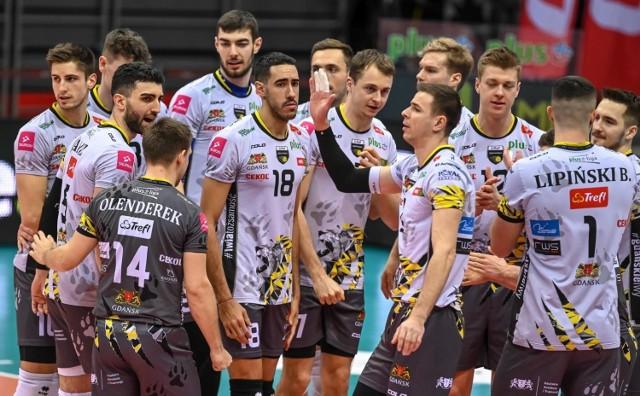 Trefl Gdańsk pokazuje, że będzie bronił trzeciego miejsca w tabeli PlusLigi