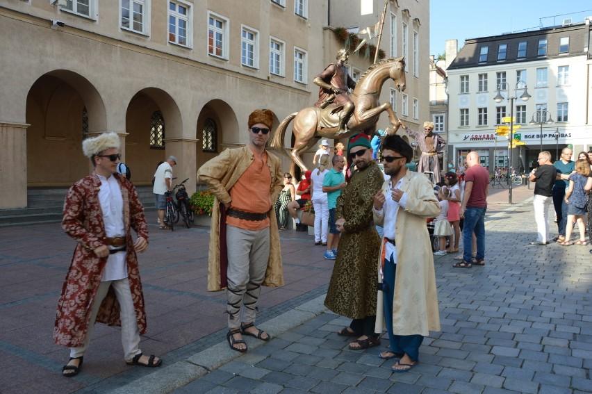 Open OPOLE, czyli Festiwal Zdarzeń Artystycznych.