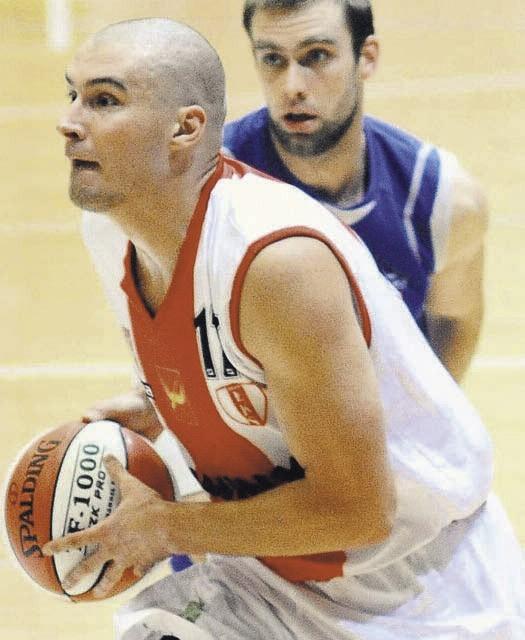 Filip Kenig - gracz i właściciel drużyny ŁKS Sphinx