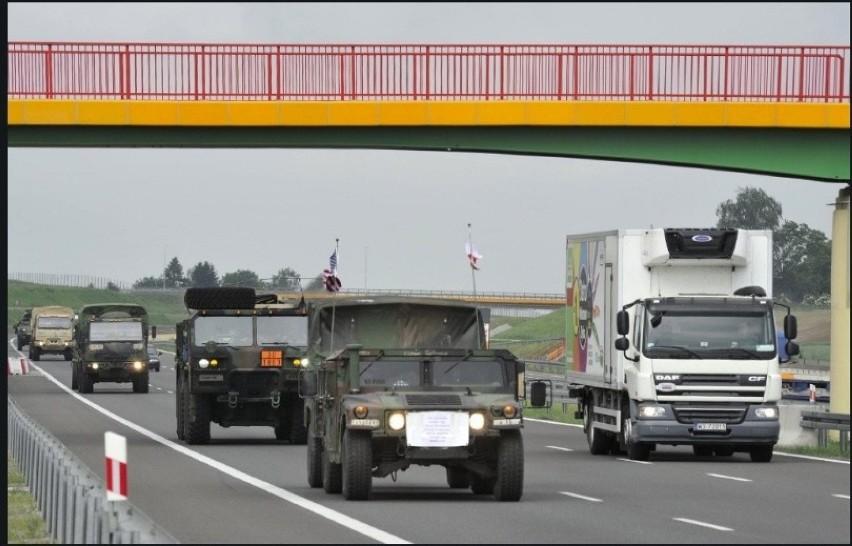Wojsko wyjechało na drogi w woj. śląskim. Dlaczego? Ważne - nie fotografuj!