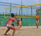 W Wałbrzychu rozgrywano Półfinały Mistrzostw Polski Kadetek w siatkówce plażowej. Walczyło 16 drużyn