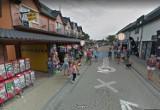 Upalny polski Dubaj w Google Street View! Turyści w obiektwie kamery