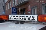 Kradł elementy sieci tramwajowej w Bytomiu. 26-letni mężczyzna został już zatrzymany