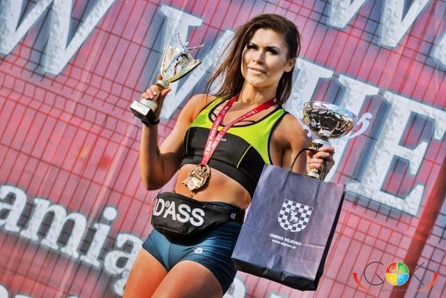 Ewelina Michnowicz z Krosna Odrzańskiego uwielbia uprawiać sport. Bieganie, siłownia. Codziennie!