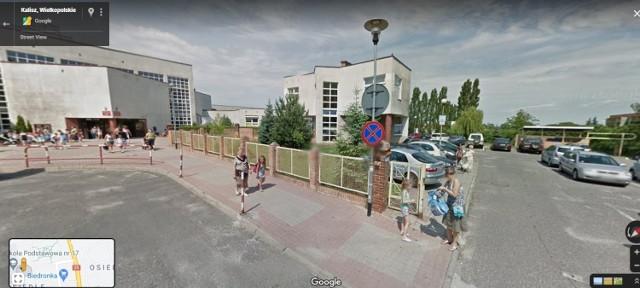 Zobaczcie, jak uchwyciły największe kaliskie osiedle Dobrzec kamery Google Street View