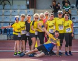 Bieg Godzinny w Częstochowie. Na starcie stanęło blisko 150 biegaczy, którzy walczyli o pokonanie jak największego dystansu