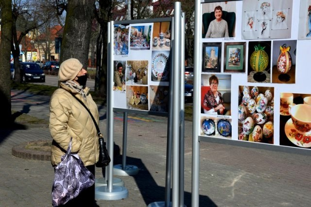 Zapraszamy do odwiedzenia plenerowej wystawy z okazji Dnia Kobiet