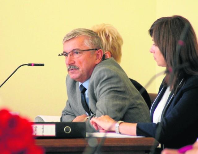 Kwestię wprowadzenia terminalu skomentował skarbnik gminy