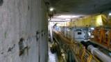Tunel w Świnoujściu. Wyspiarka zaczęła układać docelowe ringi