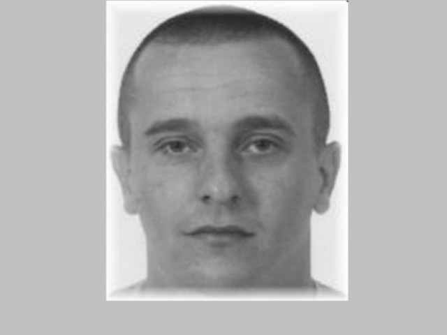 Poszukiwany listem gończym Łukasz Ambros