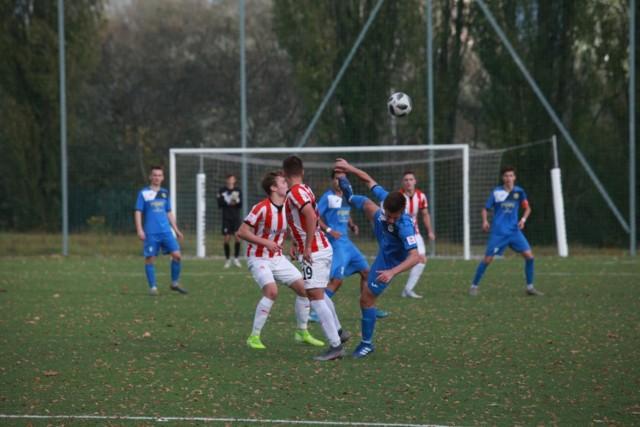 Cracovia pokonała Hutnika 4:0